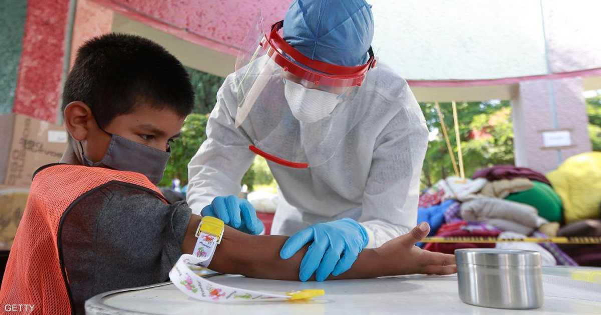 الأطفال وعدوى كورونا.. أبحاث بريطانية