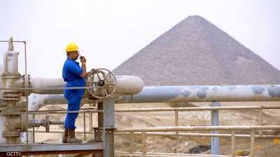 مصر تكشف حجم إنتاجها من الغاز الطبيعي يوميا