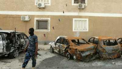 """المرصد: تركيا ترسل دفعة جديدة من """"المقاتلين المرتزقة"""" لليبيا"""