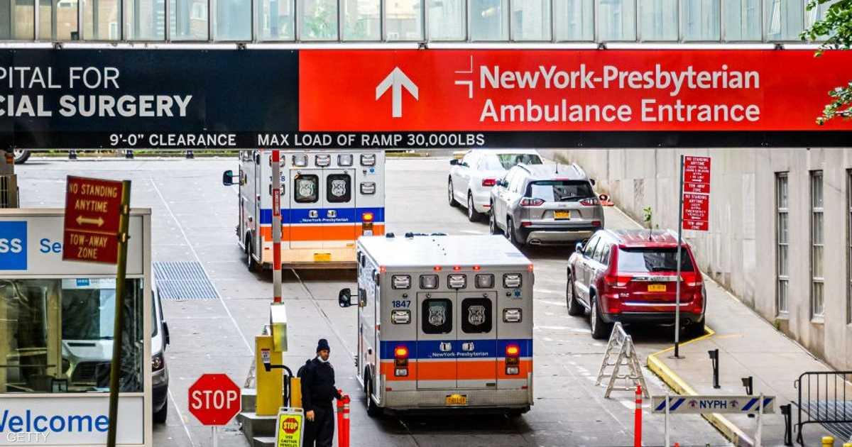 مصابو كورونا في الولايات المتحدة يتخطون 1.6 مليون حالة