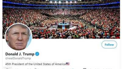 """ترامب يفتح النار على تويتر: """"لن أسمح لهم بذلك"""""""