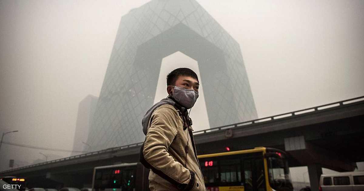 تلوث الهواء يعود للارتفاع بالصين بعد رفع إجراءات الإغلاق أخبار