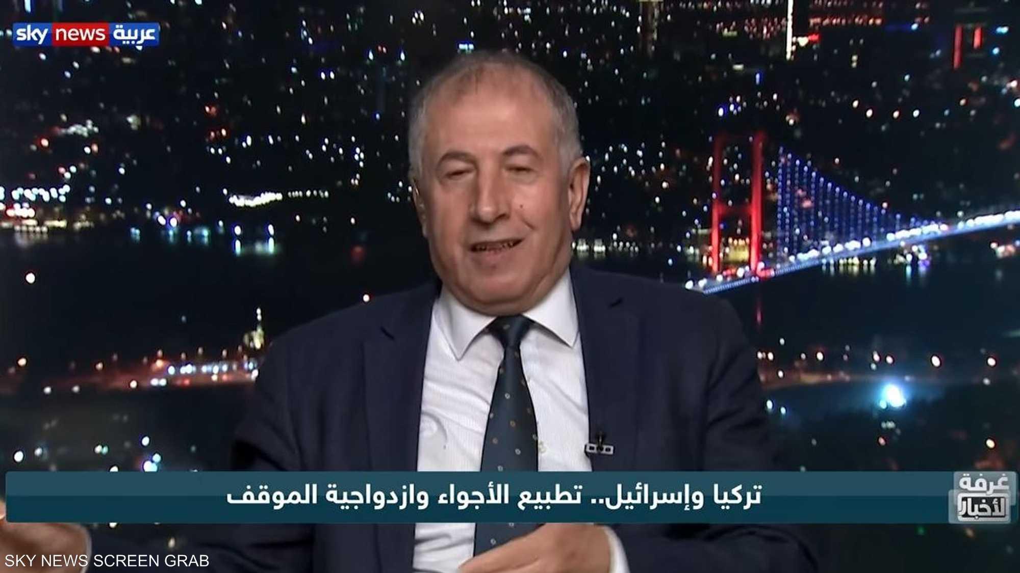 تركيا وإسرائيل.. تطبيع الأجواء وازدواجية الموقف