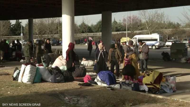 أثينا تخشى ضغوطا تركية جديدة على أوروبا بورقة اللاجئين