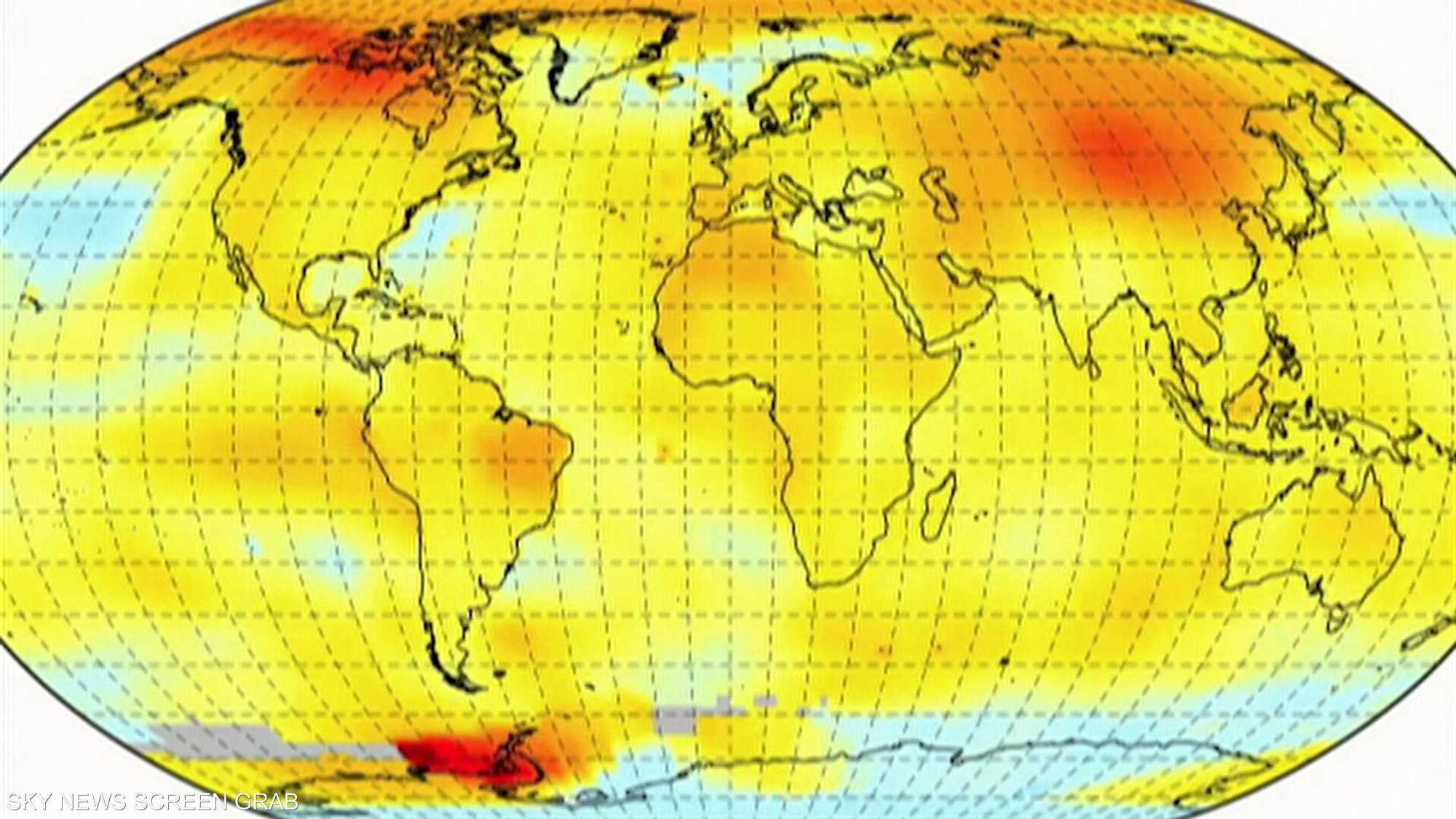 الأرض قد تواجه ارتفاعا في الرطوبة والحرارة يتجاوز تحمل البشر