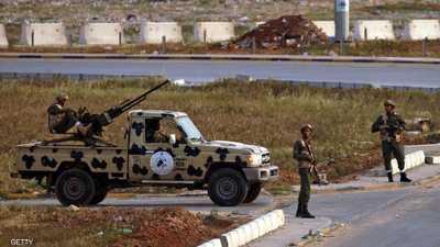 """الجيش الليبي يكشف تفاصيل """"غارات تاجوراء"""""""