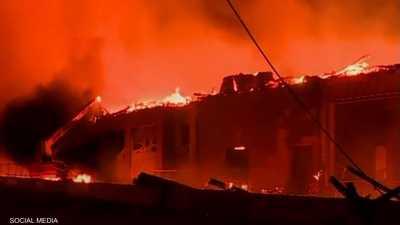 فيديو من الجحيم.. الغضب يشعل مدينة أميركية بعد مقتل شاب أسود