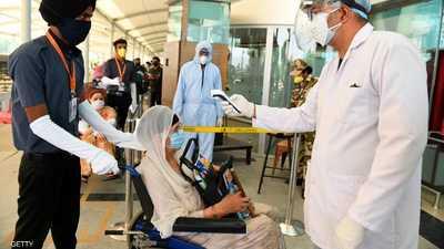 الهند تسجل رقما قياسيا بإصابات كورونا اليومية