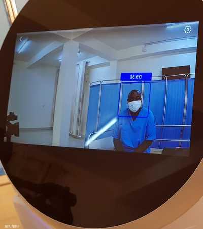 رواندا تستعين بالروبوتات لتقليل مخاطر الإصابة بكورونا