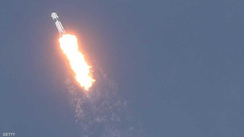 روسيان وأميركية ينطلقون الفضاء.. ورقم