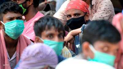 يوم سيئ في الهند.. عدد قياسي لإصابات ووفيات كورونا