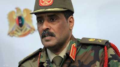 المسماري: الجيش الليبي يستعيد السيطرة على مدينة الأصابعة
