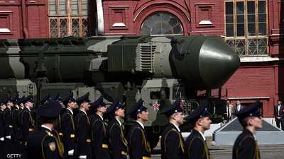 """بوتن يقر سياسة """"الردع النووي"""" الروسي"""
