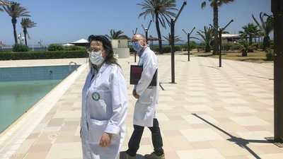 السلطات الصحية التونسية تتفقد فنادقا في المهدية
