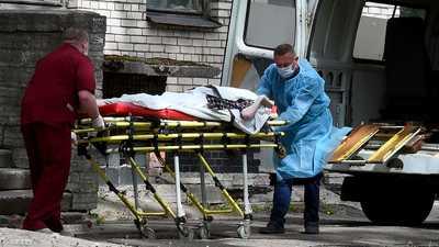 الأعلى في أوروبا.. إصابات كورونا بروسيا تتجاوز 430 ألفا