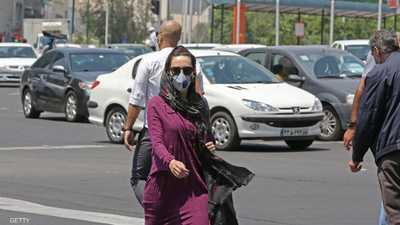 الإصابات بكورونا لم تنخفض في إيران