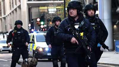 الشرطة البريطانية تحقق في حادثة دهس بلندن