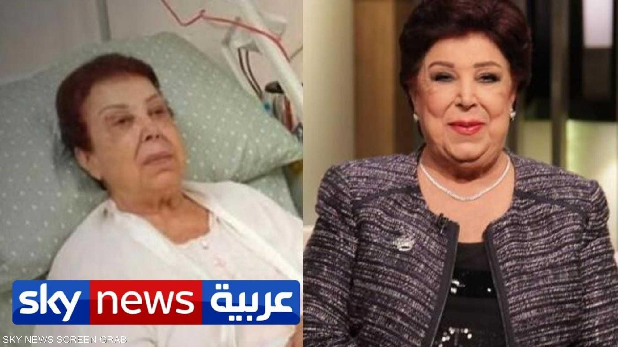 رسالة صوتية من رجاء الجداوي لجمهورها من غرفة العزل