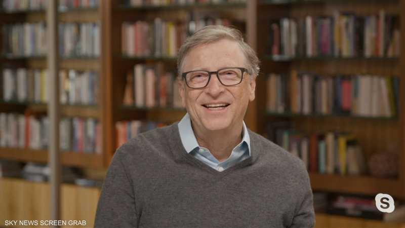 بيل غيتس: التعافي الاقتصادي العالمي لن يكون سريعا