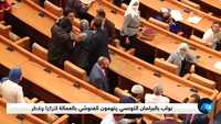 جلسة مساءلة الغنوشي تتحول لمحاكمة شعبية وانتفاضة حزبية