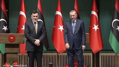أردوغان يتعهد بأن تقدم تركيا مزيدا من الدعم لحكومة الوفاق