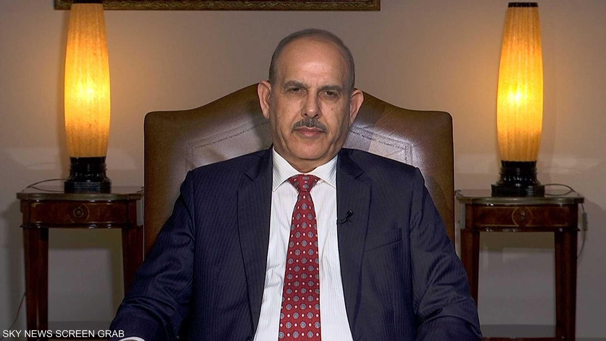وزير الداخلية العراقي الأسبق جواد البولاني