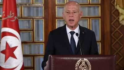 قيس سعيد: الحل في ليبيا داخلي.. ولن نكون جبهة خلفية لأي طرف
