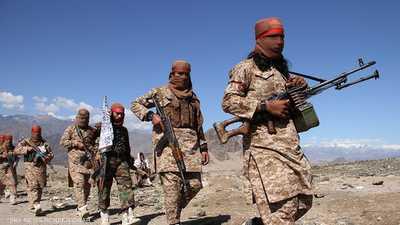 واشنطن تستهدف طالبان لأول مرة منذ وقف إطلاق النار