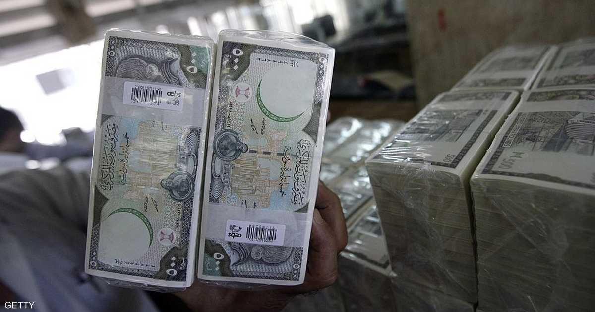 خسر 400 ألف دولار في ساعات.. صراف سوري ينتحر بعد ضربة الليرة   أخبار سكاي نيوز عربية