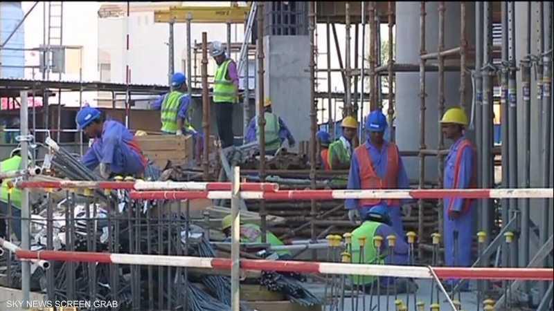 منظمة العفو الدولية تتهم قطر بعدم صرف رواتب العمال