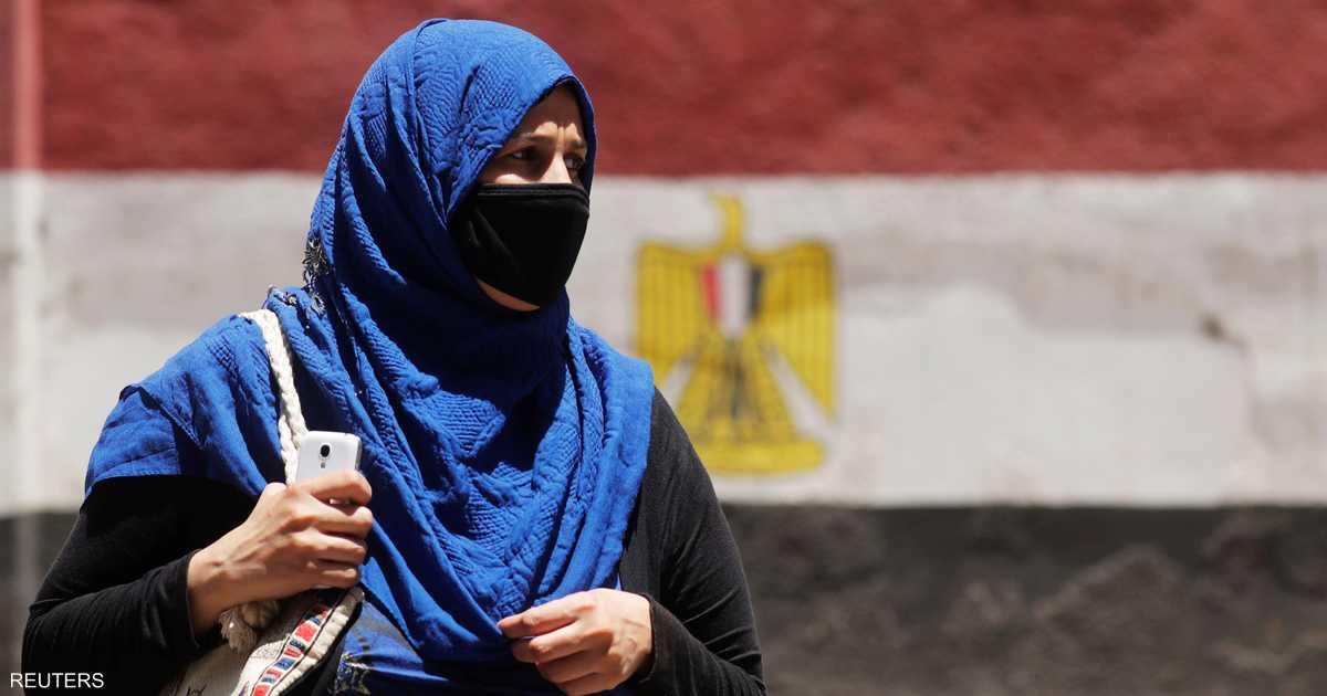 مصر.. إصابات كورونا خلال يونيو  مؤشر مطمئن    أخبار سكاي نيوز عربية