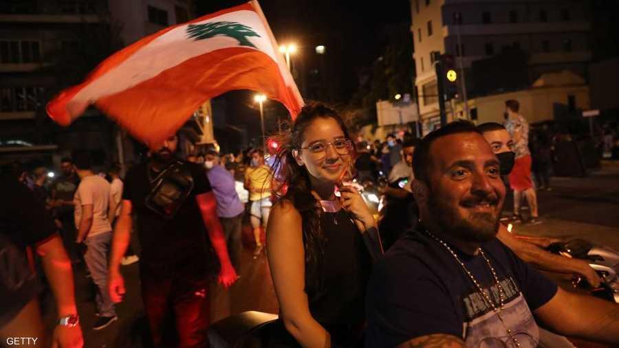 أصيب عدد من الاشخاص بجروح في مواجهات بين الجيش اللبناني ومتظاهرين.