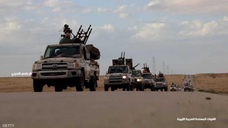 الجيش الليبي يعيد تشكيل غرف العمليات العسكرية