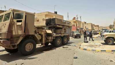 سيارة إسعاف بعملية إرهابية.. انتهاكات جسيمة لميليشيات السراج