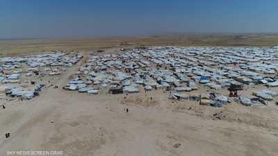 حريق يحول حفل زفاف في مخيم للنازحين السوريين إلى كارثة