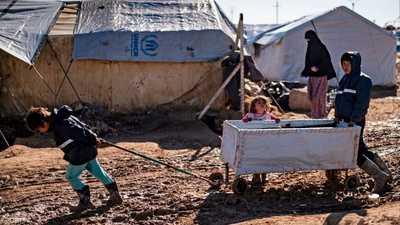 من الهول للعرائش.. عودة أول طفلين مغربيين من سوريا
