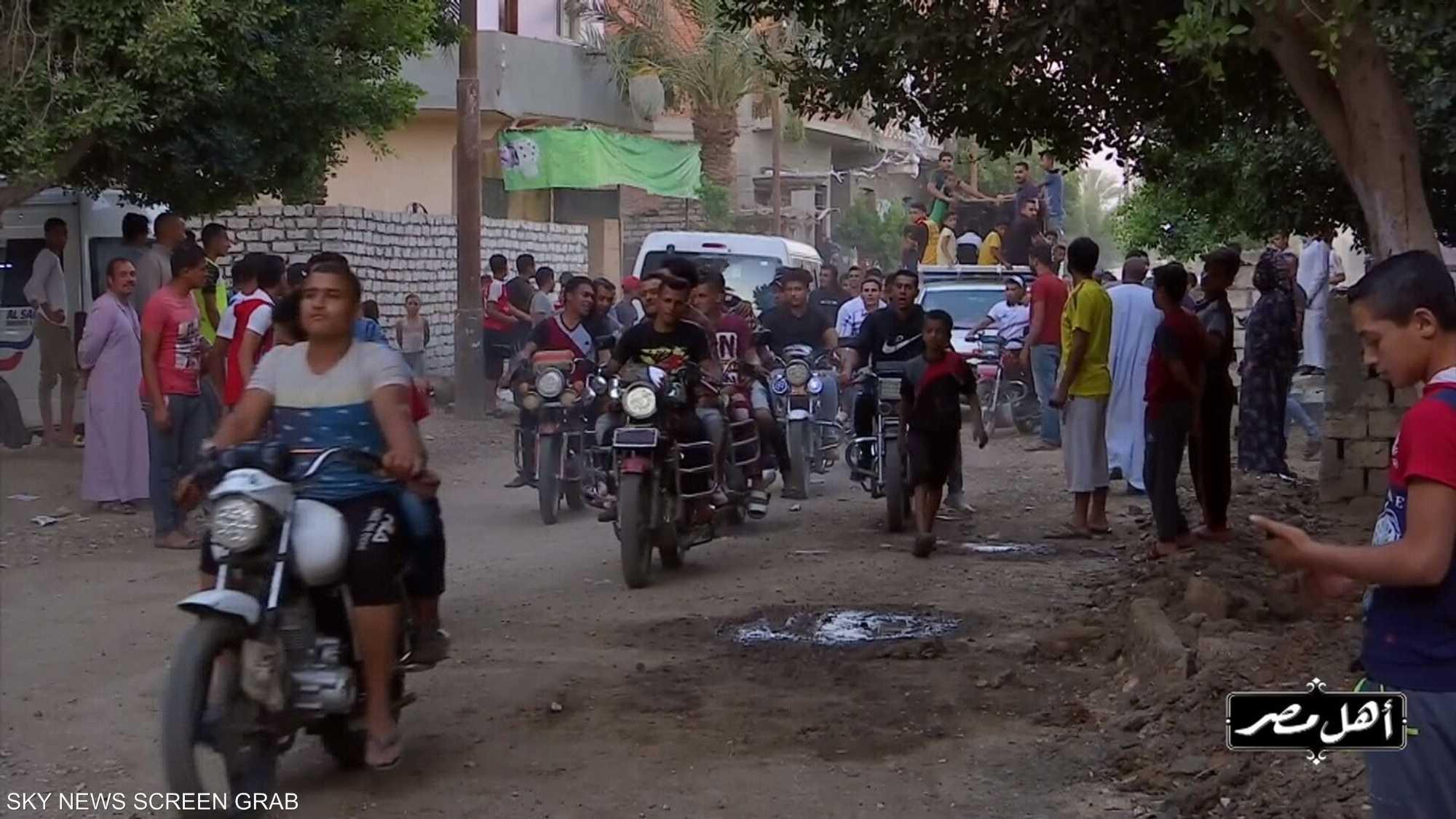 أسبوع سياسي ساخن في مصر