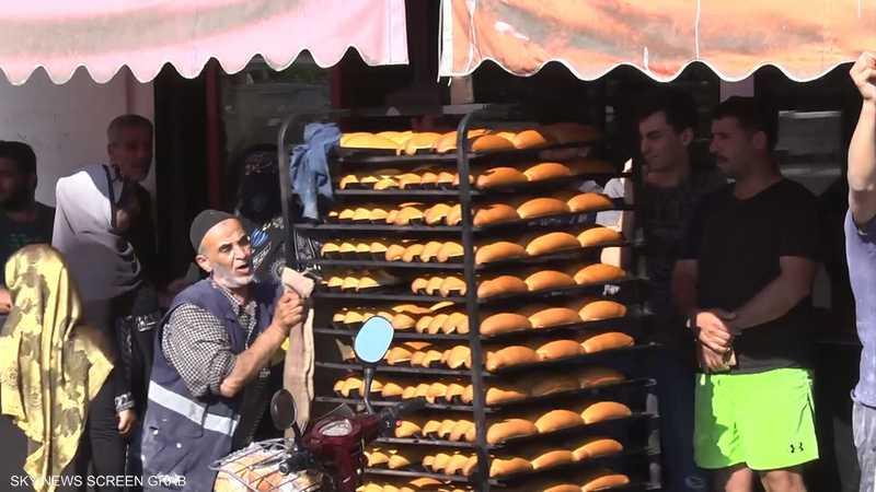 أزمة الخبز تتفاقم بلبنان في ظل تدهور الأوضاع الاقتصادية