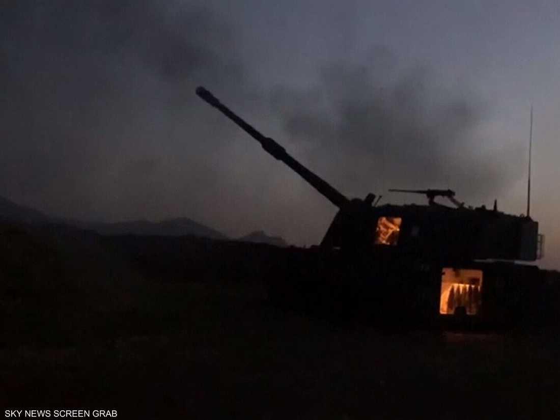 الجيش التركي يقصف مناطق بإقليم كردستان العراق