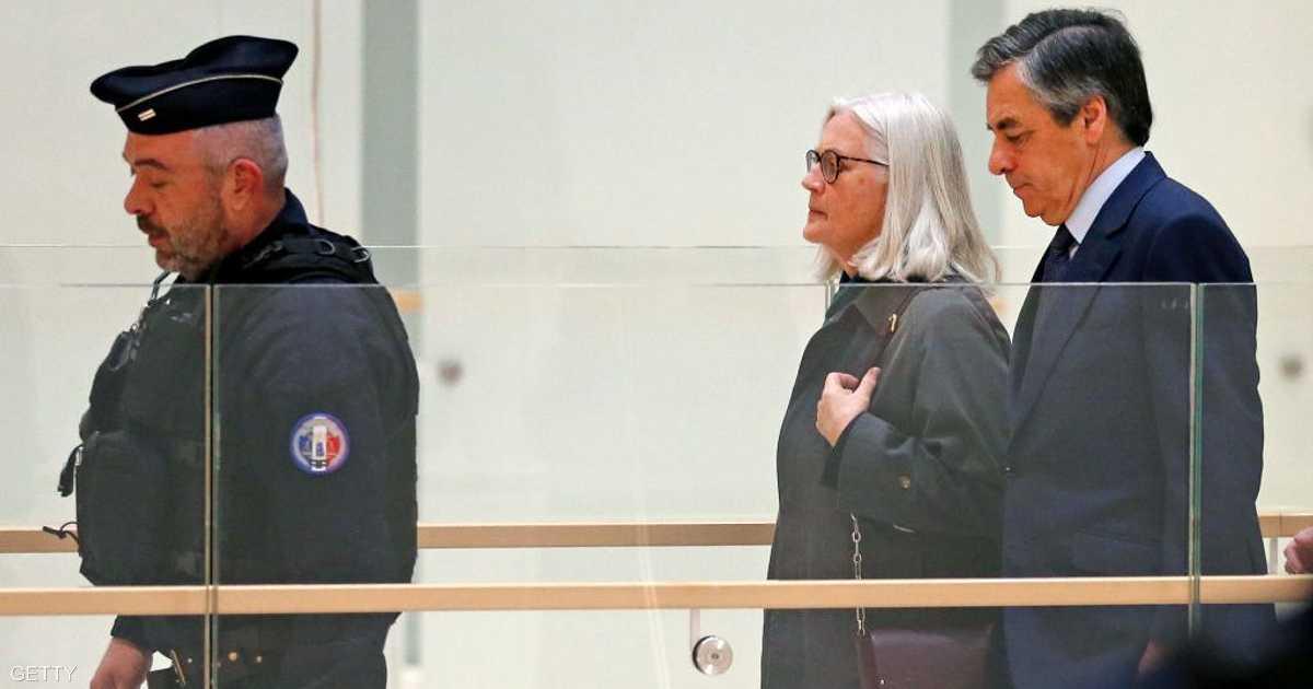 إدانة رئيس وزراء فرنسا الأسبق بتهمة الاحتيال