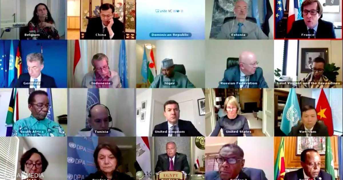 أزمة سد النهضة.. مجلس الأمن يعول على الاتحاد الأفريقي