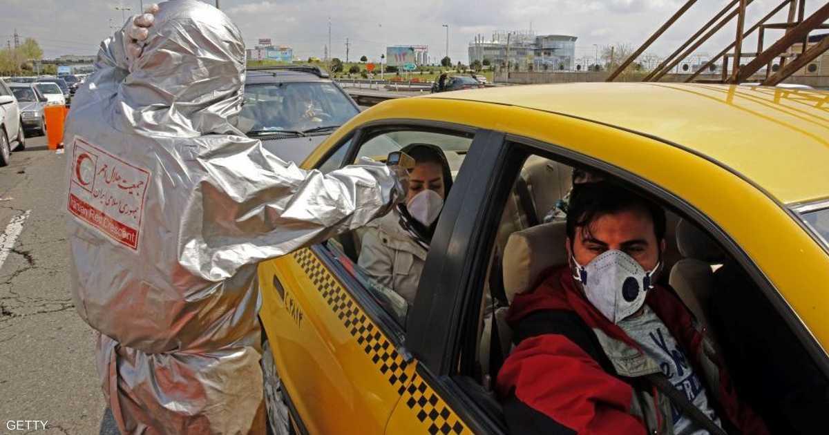 إيران.. أعلى معدل وفيات يومي بكورونا منذ بدء تفشيه