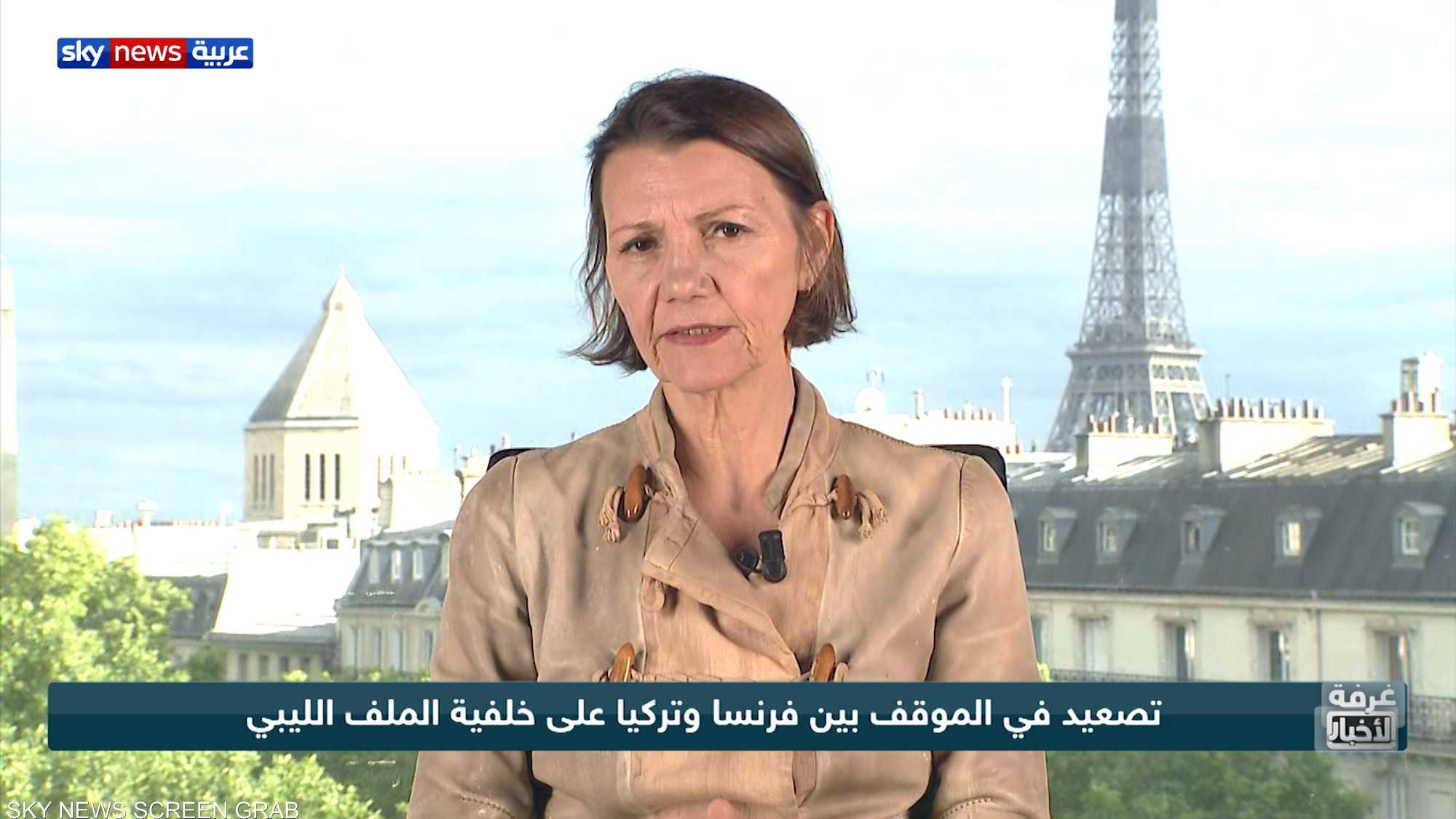 تصعيد في الموقف بين فرنسا وتركيا على خلفية الملف الليبي