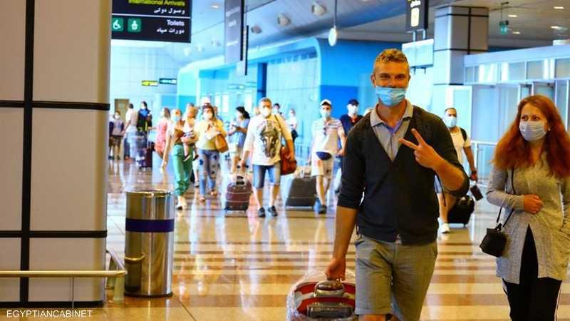 السياحة تعود إلى مصر