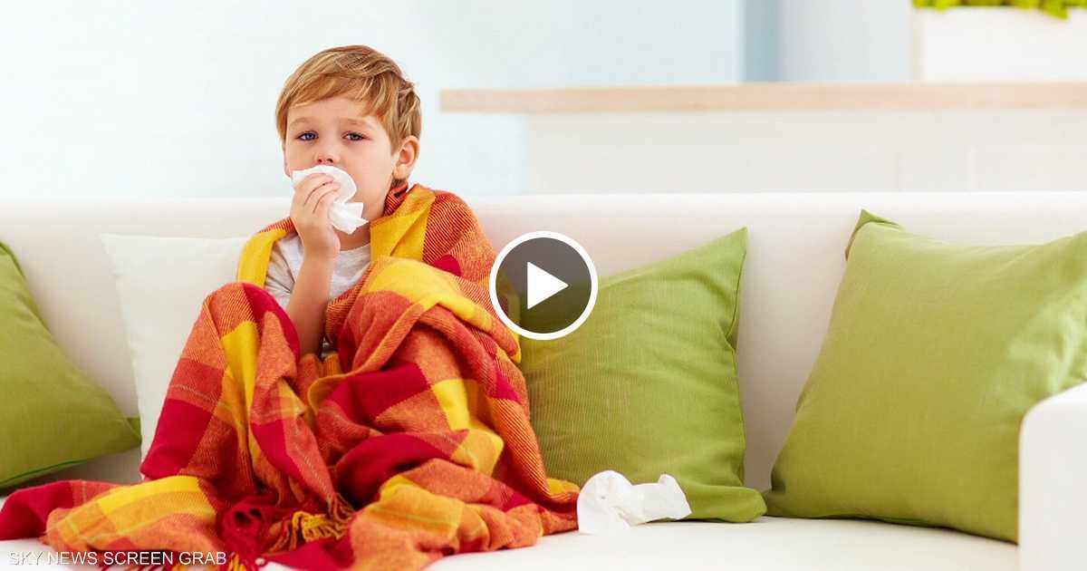 الحمى تحدث كرد فعل على العدوى أو الإصابة بالتهاب
