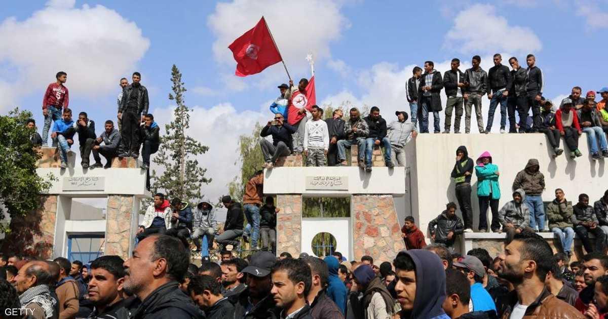 تونس.. إضراب عام في تطاوين للمطالبة بتنفيذ  اتفاق الكامور    أخبار سكاي نيوز عربية