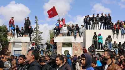 """تونس.. إضراب عام في تطاوين للمطالبة بتنفيذ """"اتفاق الكامور"""""""