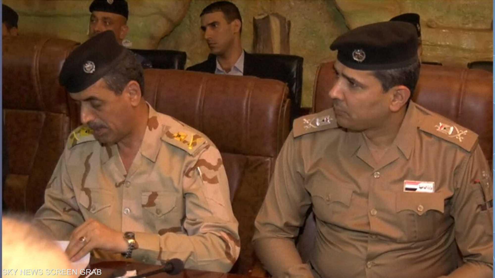 تعديلات في جهاز الأمن العراقي