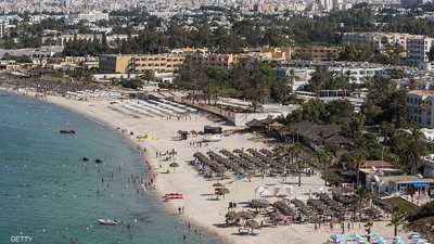 """تونس.. تراجع """"قياسي"""" لمداخيل السياحة بسبب إجراءات كورونا"""