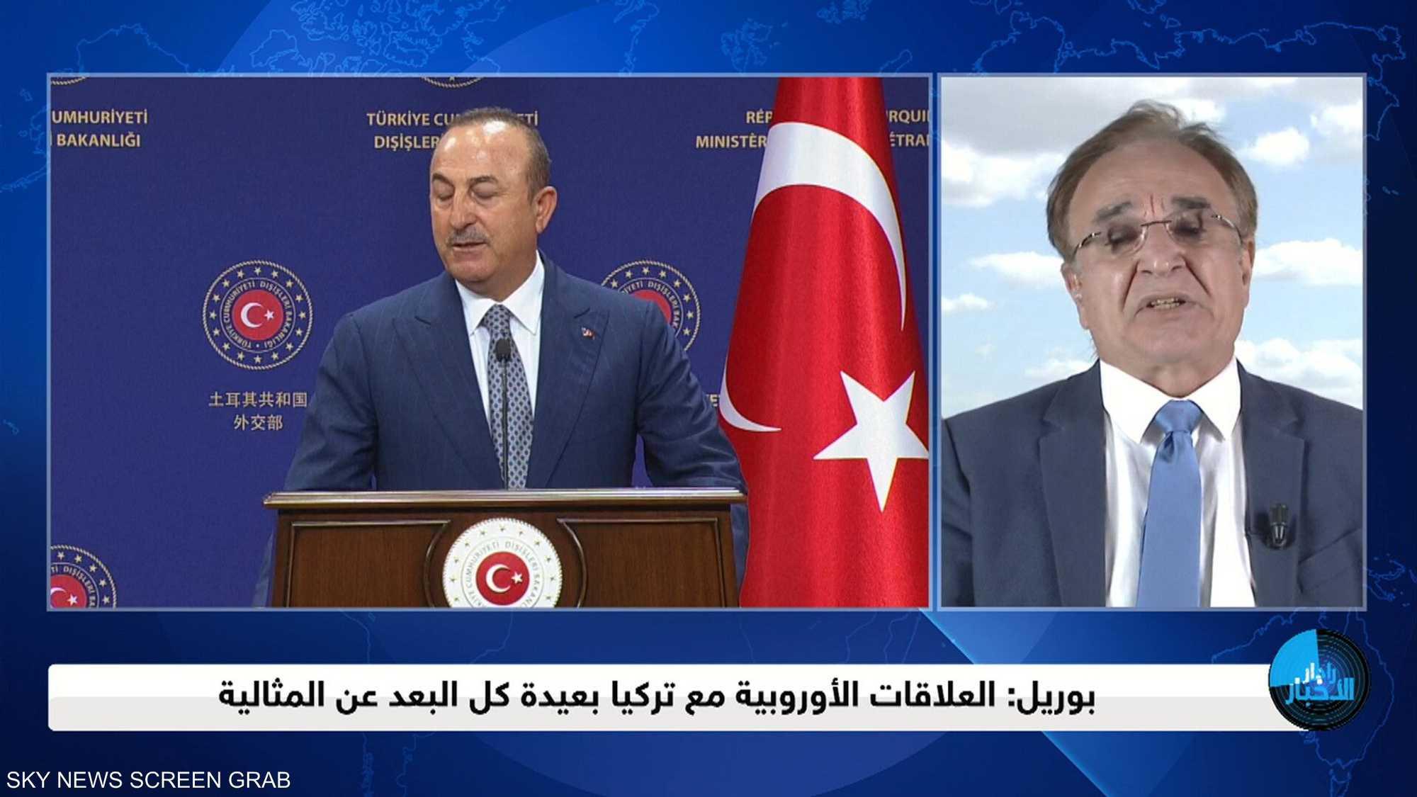 ممثل الاتحاد الأوروبي بحث في أنقرة توتر العلاقات مع تركيا